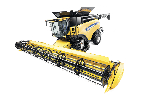 ITT 1878 VIMO NEW HOLLAND Combine harvester CR - Tier 4A/B