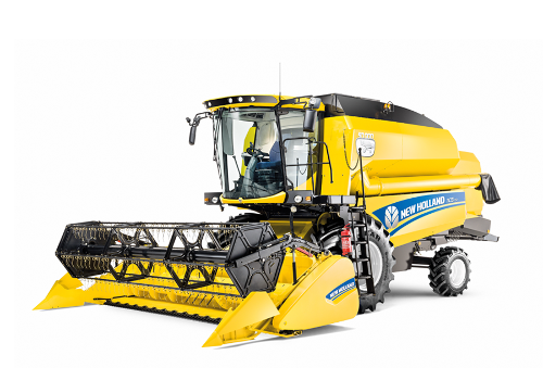 ITT 1878 VIMO NEW HOLLAND Combine harvester TC