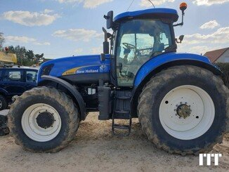 Farm tractors New Holland T7060 - 1