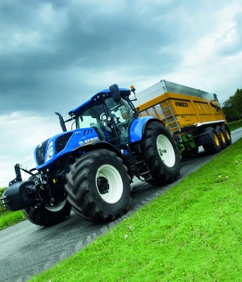 ITT Vimo News. New Holland Intelligent Brake