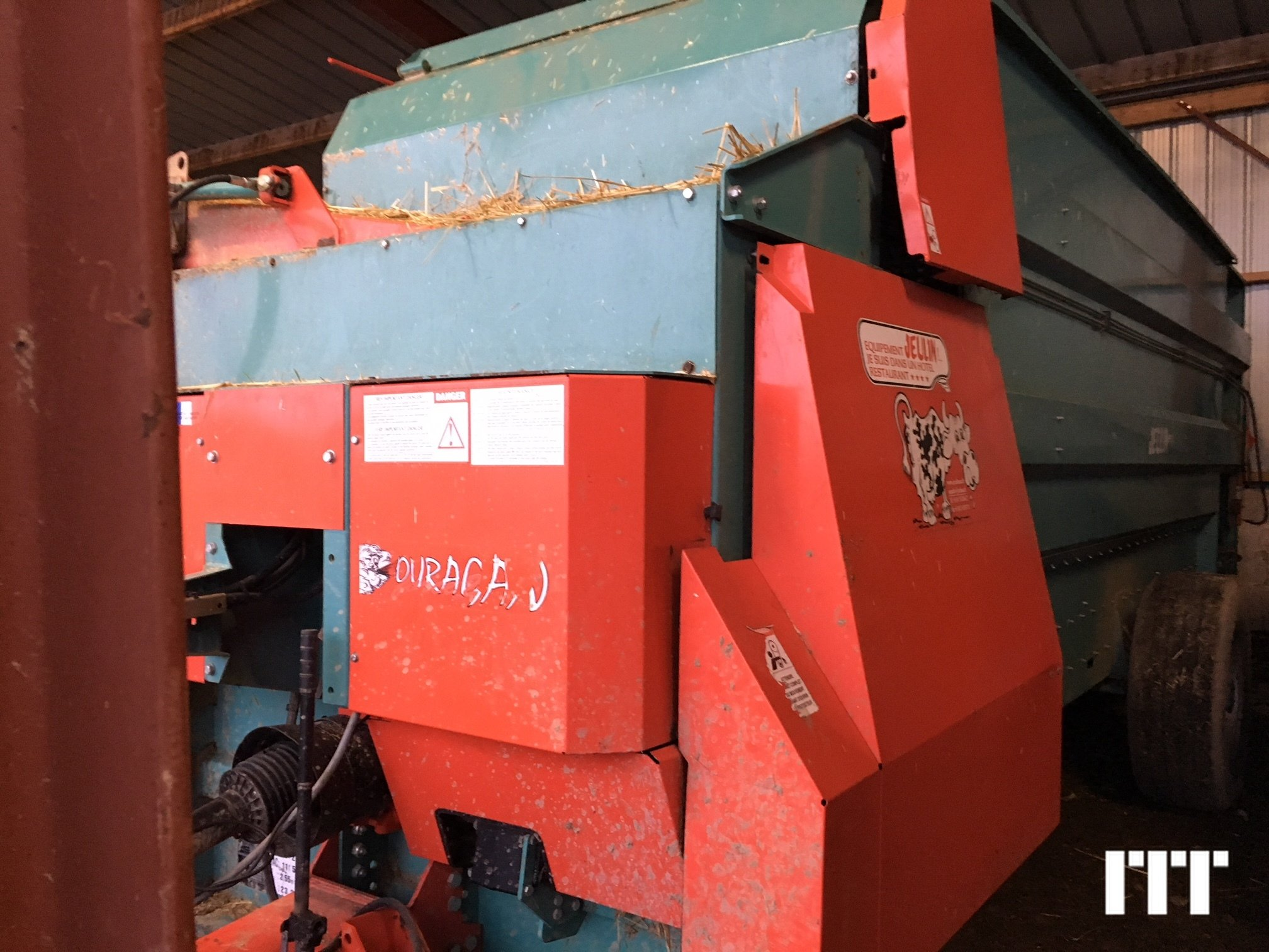 Straw shredder Jeulin DIVERS/VARIOS - 1