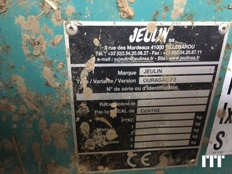 Straw shredder Jeulin DIVERS/VARIOS - 9