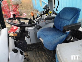 Farm tractors New Holland T6080 - 4