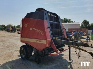 Soil preparation work Vicon RV 1901 - 3
