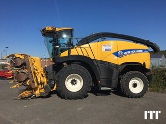 Forage harvester - other New Holland FR 600 - 1