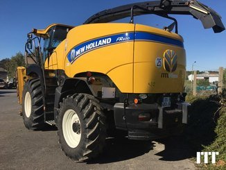Forage harvester - other New Holland FR 600 - 3