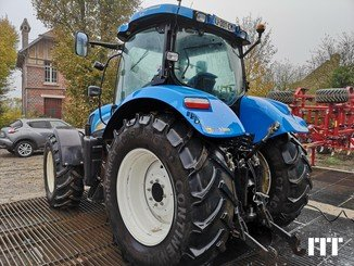 Farm tractors New Holland T6080 - 2