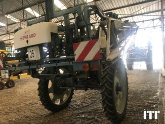 Trailed sprayer Evrard METEOR 4100L - 3