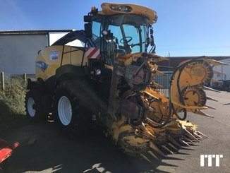 Forage harvester - other New Holland FR 600 - 2