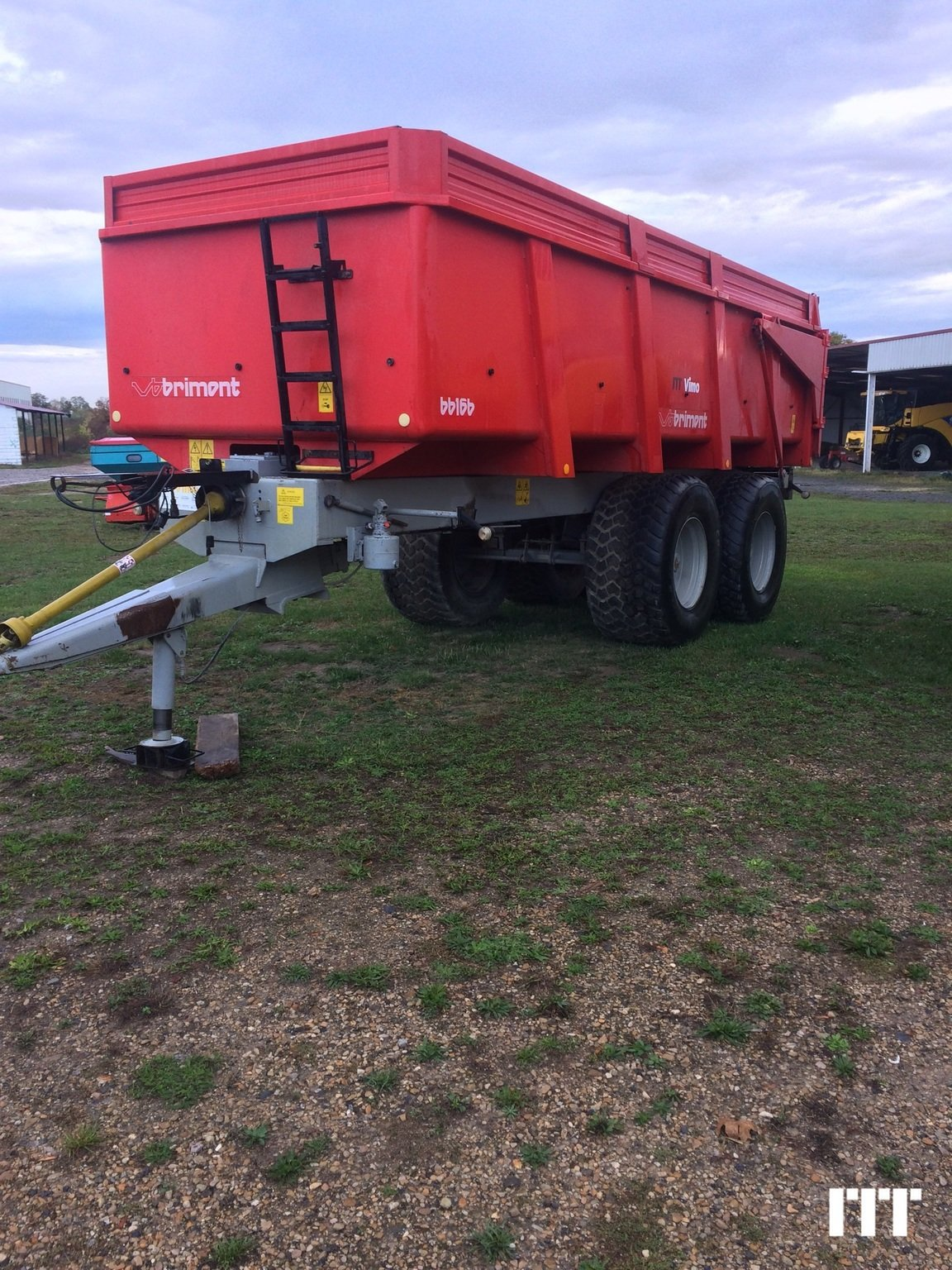 Trailer Brimont BB16 - 1
