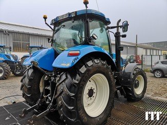 Farm tractors New Holland T6080 - 3