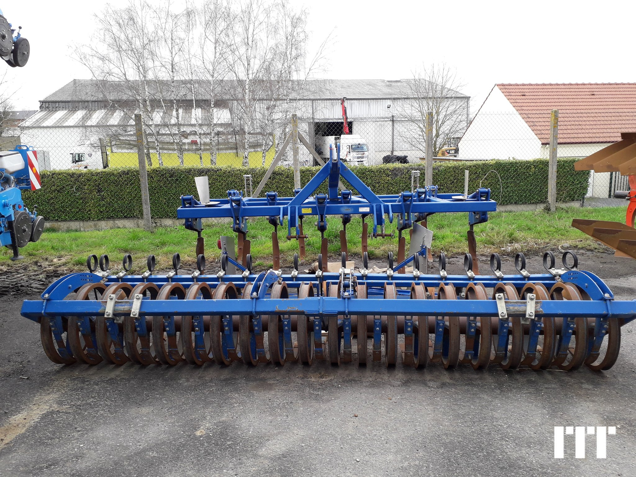 Stubble cultivator Köckerling TRIO - 1