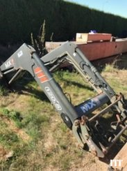 Front-end loader Mailleux MX 120 - 1