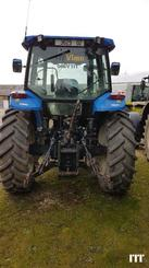 Farm tractors New Holland TM 120 - 4