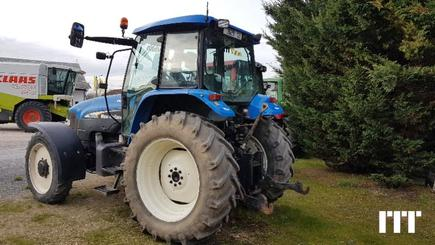 Farm tractors New Holland TM 120 - 2