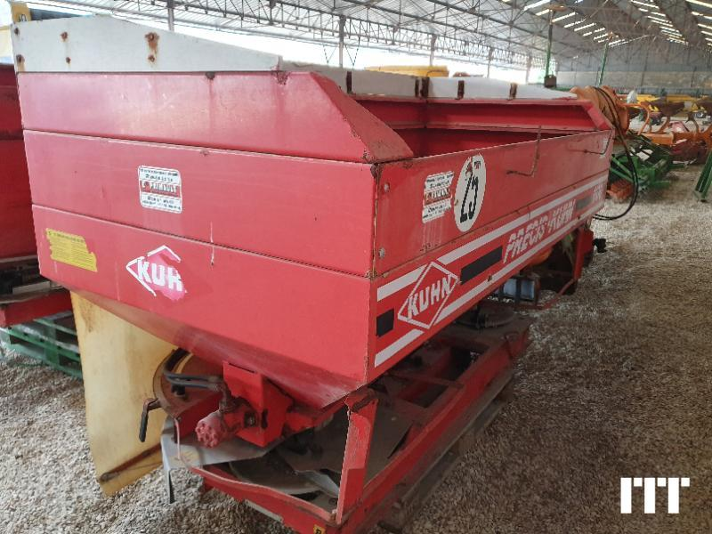 Fertiliser spreader Kuhn PRECIS 100-H - 1