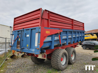 Cereal tipping trailer Robust ROBUST 16 - 2