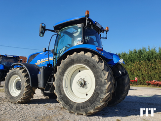 Farm tractors New Holland T7.225 - 2