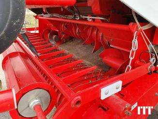 Baler wrapper combination Lely RP415 - 4
