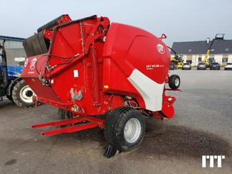 Baler wrapper combination Lely RP415 - 2