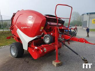 Baler wrapper combination Lely RP415 - 1