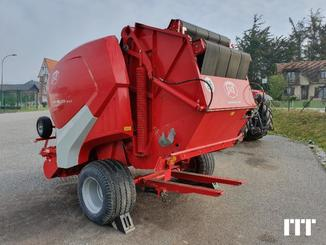 Baler wrapper combination Lely RP415 - 3