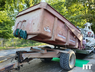 Cereal tipping trailer Brimont BB8 - 1